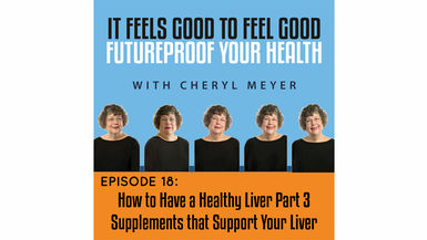 Our liver- Part 3- Supplements for Liver health