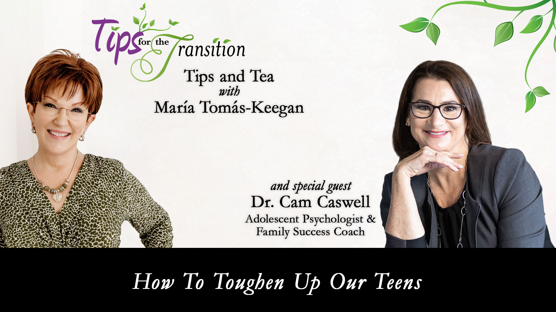 How to Toughen Up Your Teens