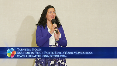 Anchor in Faith, Build Your Momentum