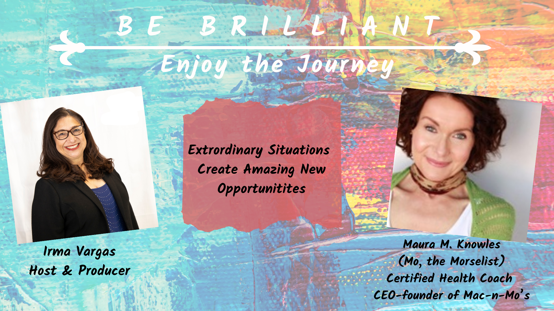 Extraordinary Situations  Create Amazing New Opportunities