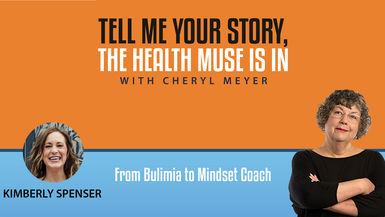 Kimberly Spenser From Bulemia to Mindset Coach