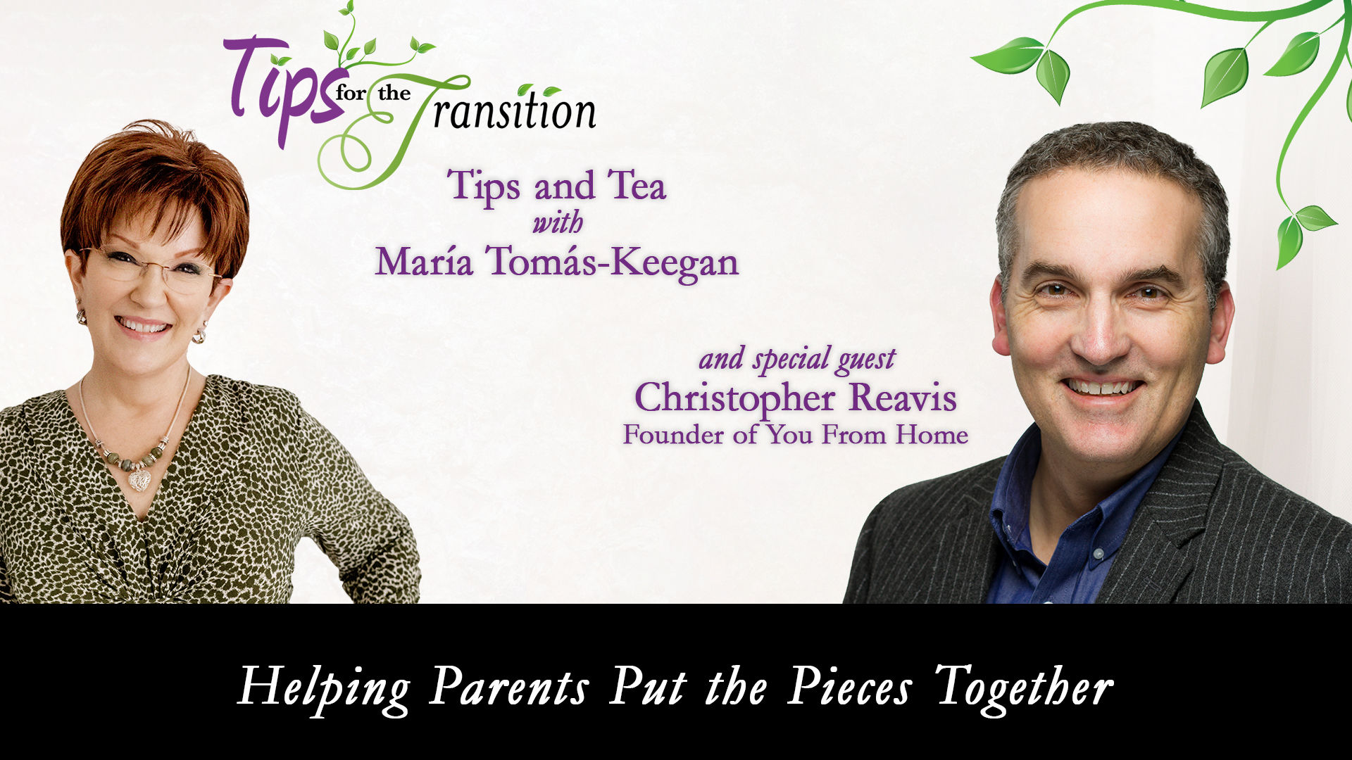 Helping Parents Put the Pieces Together