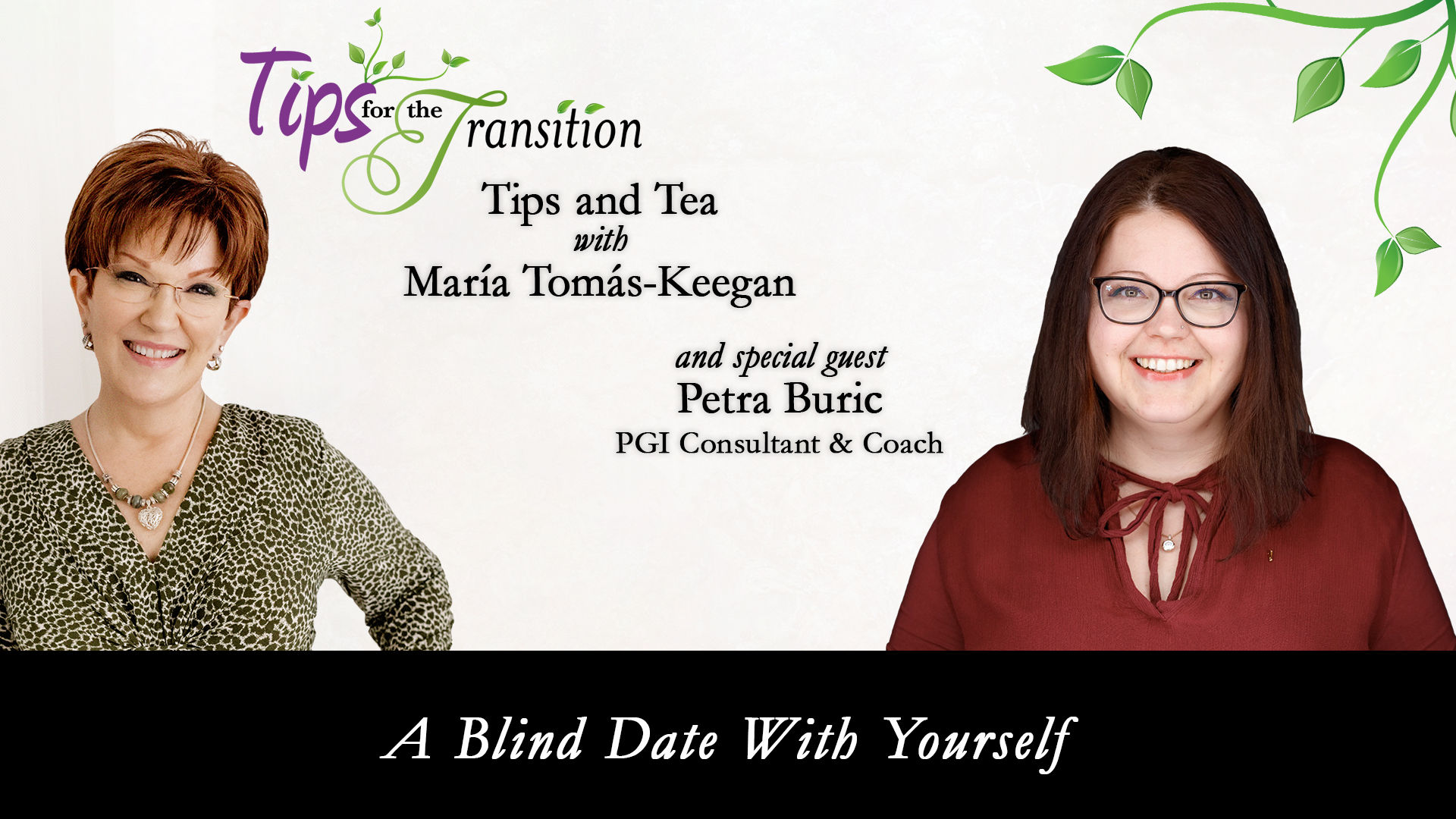A Blind Date With Yourself