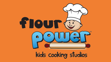 Flour Power Kids Cooking TV channel