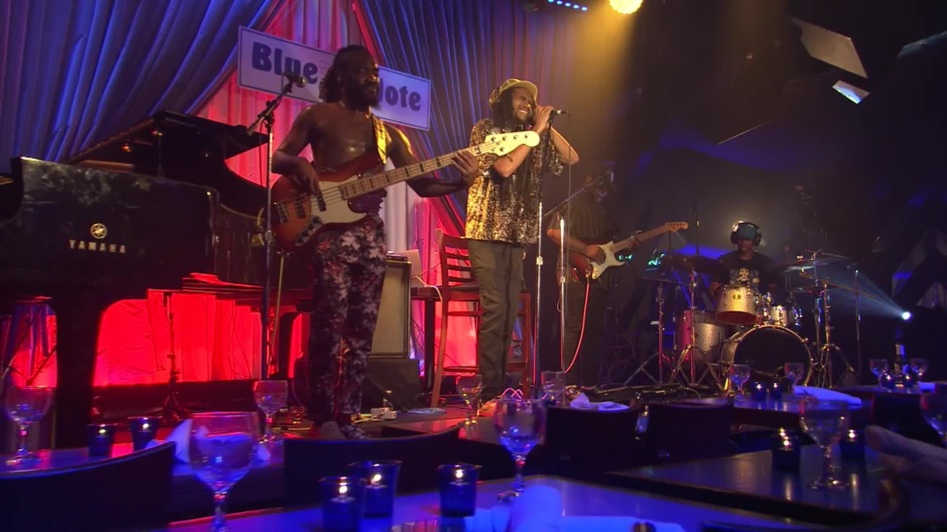 PHONY PPL Live at The Blue Note NYC