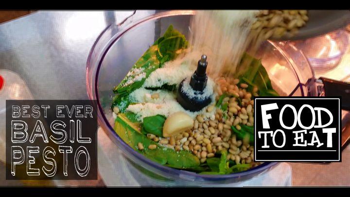Pesto - Best Ever Recipe!