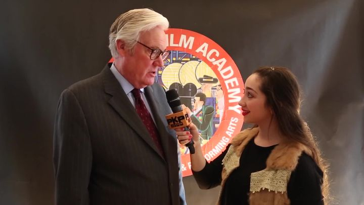 BOB DOTSON Interview w/PAVLINA at NYFA in NYC