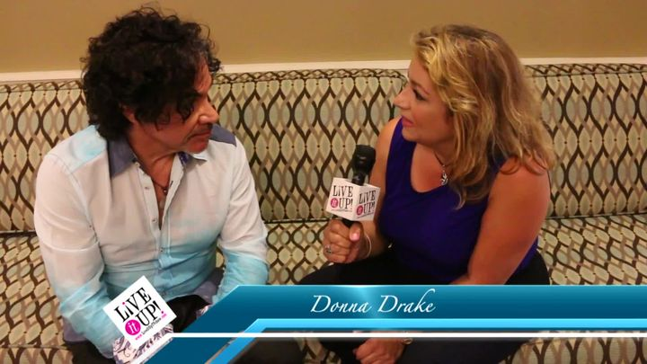 John Oates interview with Donna Drake.