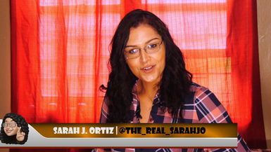 Sarah J Ortiz UNCUT - EP 101: Job Interviews & Being Tall
