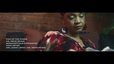 MS. IRENE RENEE - PICK UP THE PHONE (OFFICIAL MUSIC VIDEO)