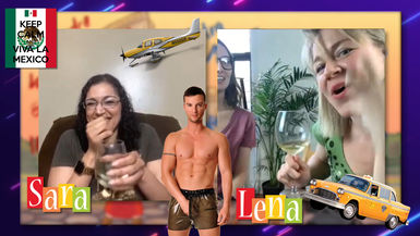 """SaraLena: """"LiVE!"""" EP. 101-A  """"Boxers or Briefs?"""""""