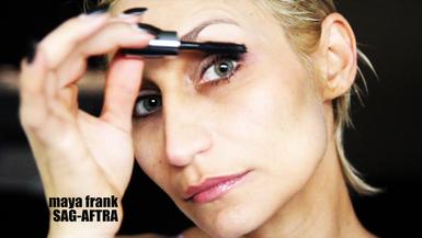 MAYA FRANK: Actress. Artist.