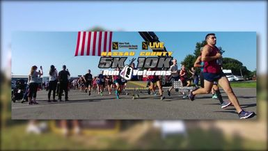 Live it Up with Donna Drake and the LIU 5K Veterans Run - NORTHWELL HEALTH