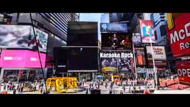 KARAOKE ROCK (Director's Cut)