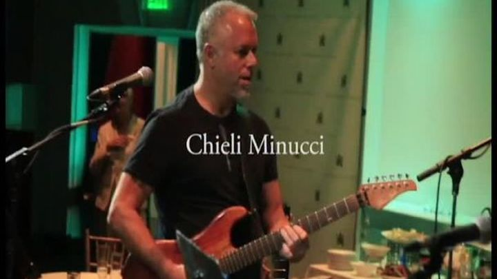 Guitarist Composer Chieli Minucci shares his journey with Donna Drake on Live it Up
