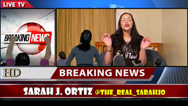 Sarah J Ortiz UNCUT - KARAOKE THURSDAY NIGHTS (Promo)
