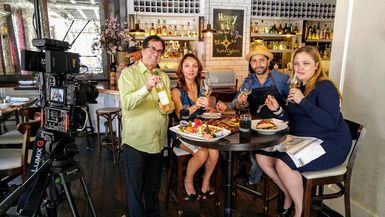 CAFE' CON LECHE - Season 2 Kickoff Promo at Vella Wine Bar + Kitchen NYC