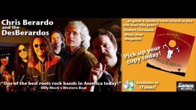 WILLiFEST 2012 - Chris Berardo and The Desberardos: Live at Lakeside Lounge in NYC