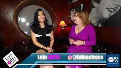 LULU LOPEZ CBS-NY / FOOTPRINT Network Interview