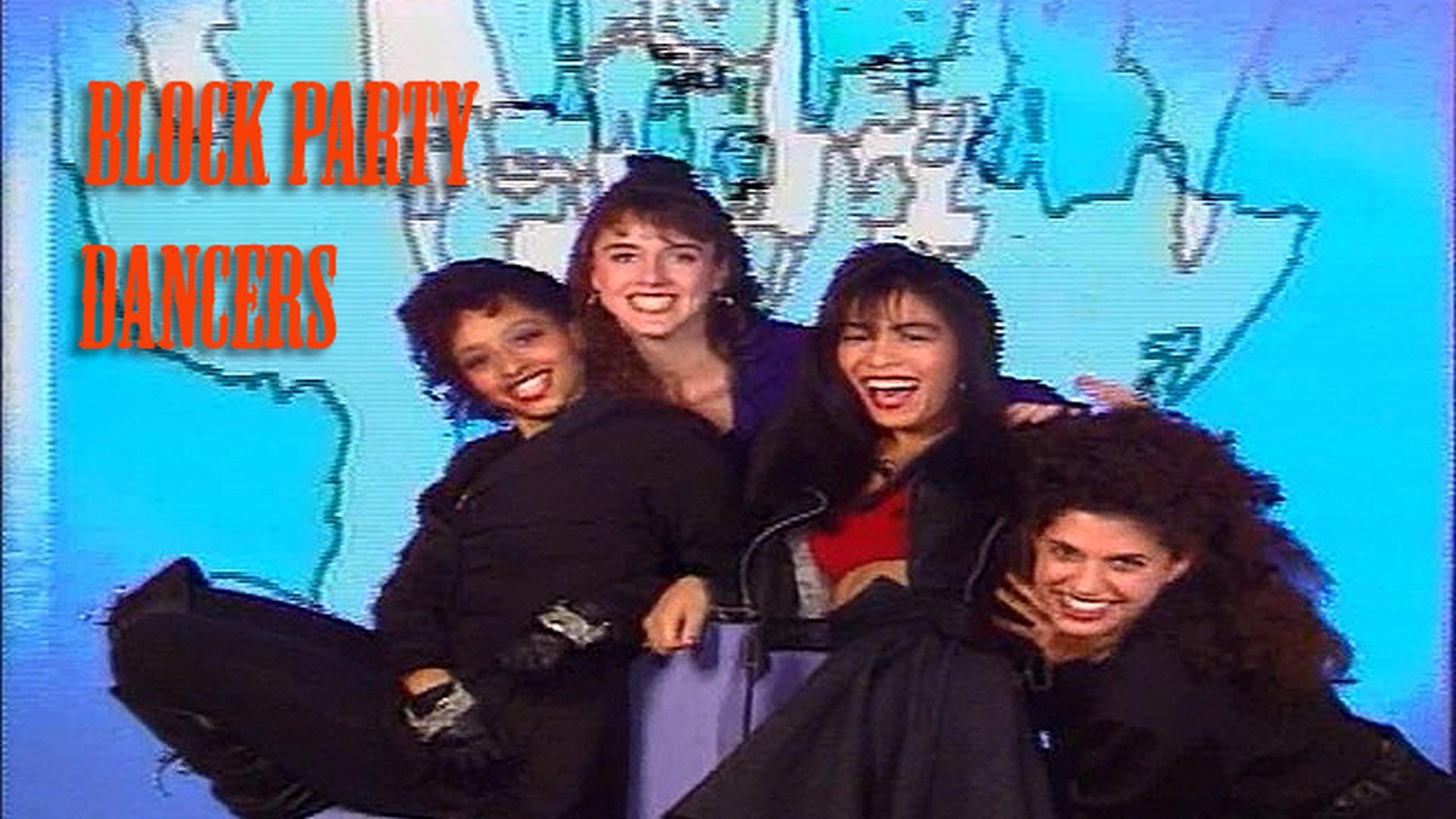 BLOCK PARTY - HD Remix (1990)
