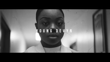 16 year old rapper YOUNG DEVYN (Duppy Freestyle) 2018