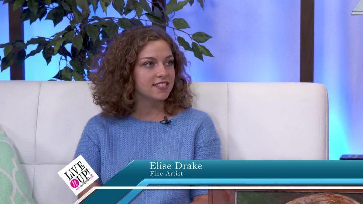 Performance and Fine Artist, Elise Drake