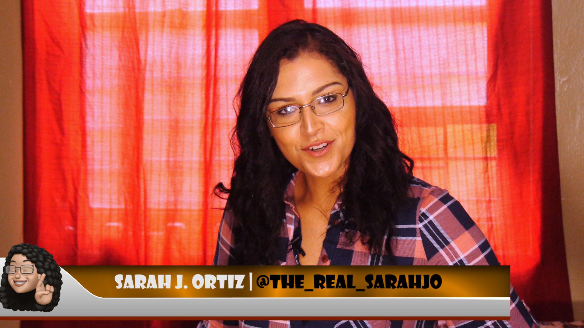 Sarah J Ortiz UNCUT - EP 101: Job Interviews & Being Tall
