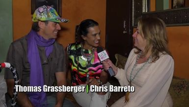 Live It Up with Thomas Grassberger and Chris Barreto