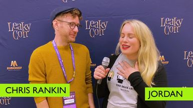 Accio Weasley! Reliving LeakyCon with Chris Rankin