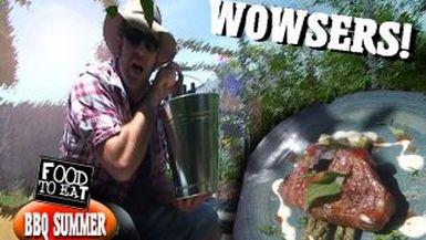 BBQ - in a bucket