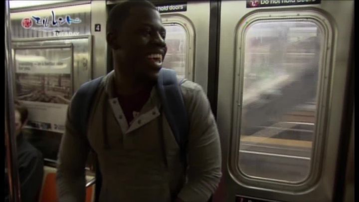 Joshua Johnson - Subway Tap Dancer