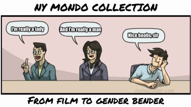 NY Mondo Collection: From Film to Gender Bender