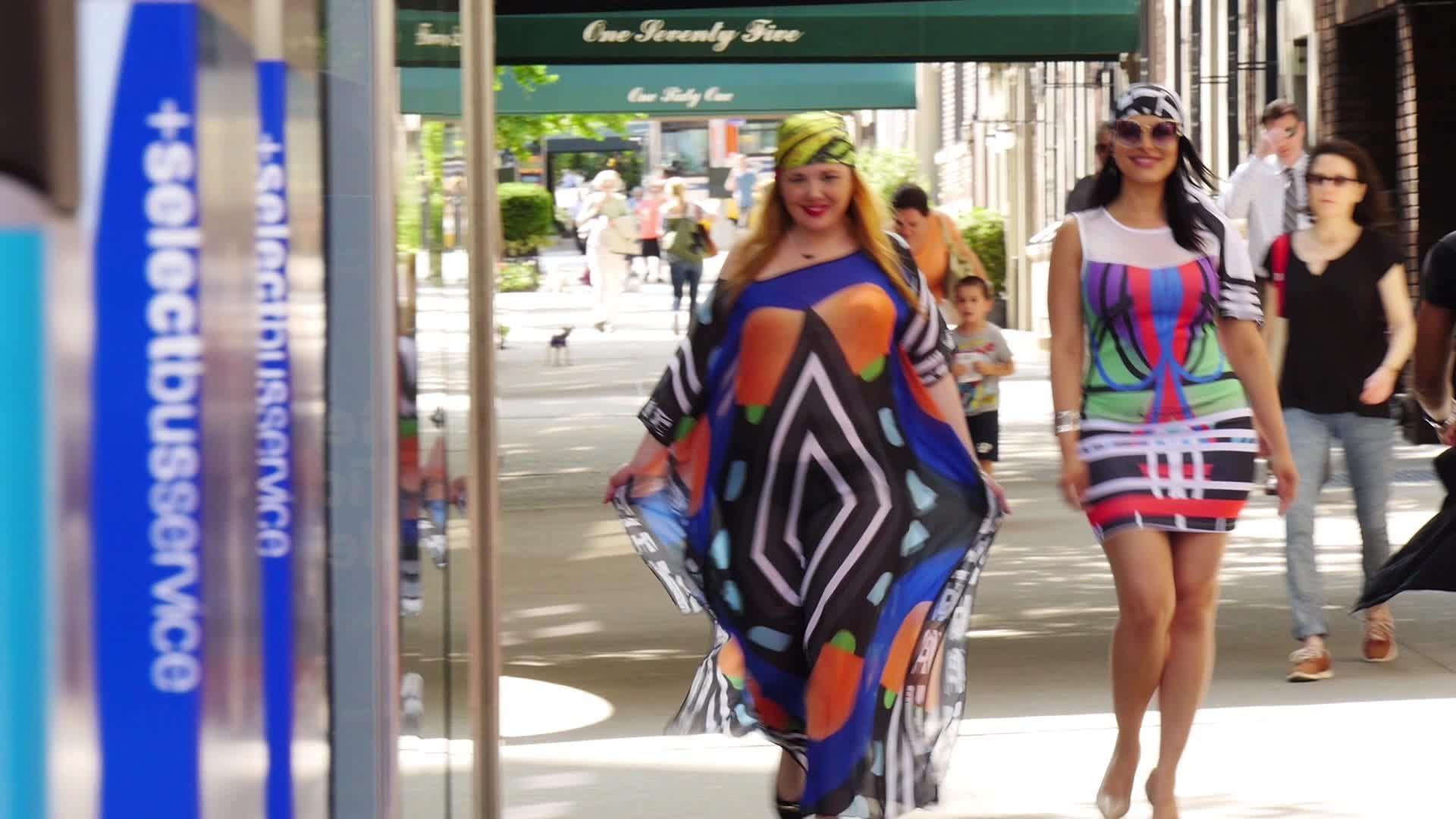 CAFE' CON LECHE: Fashion Over The Top (Promo)