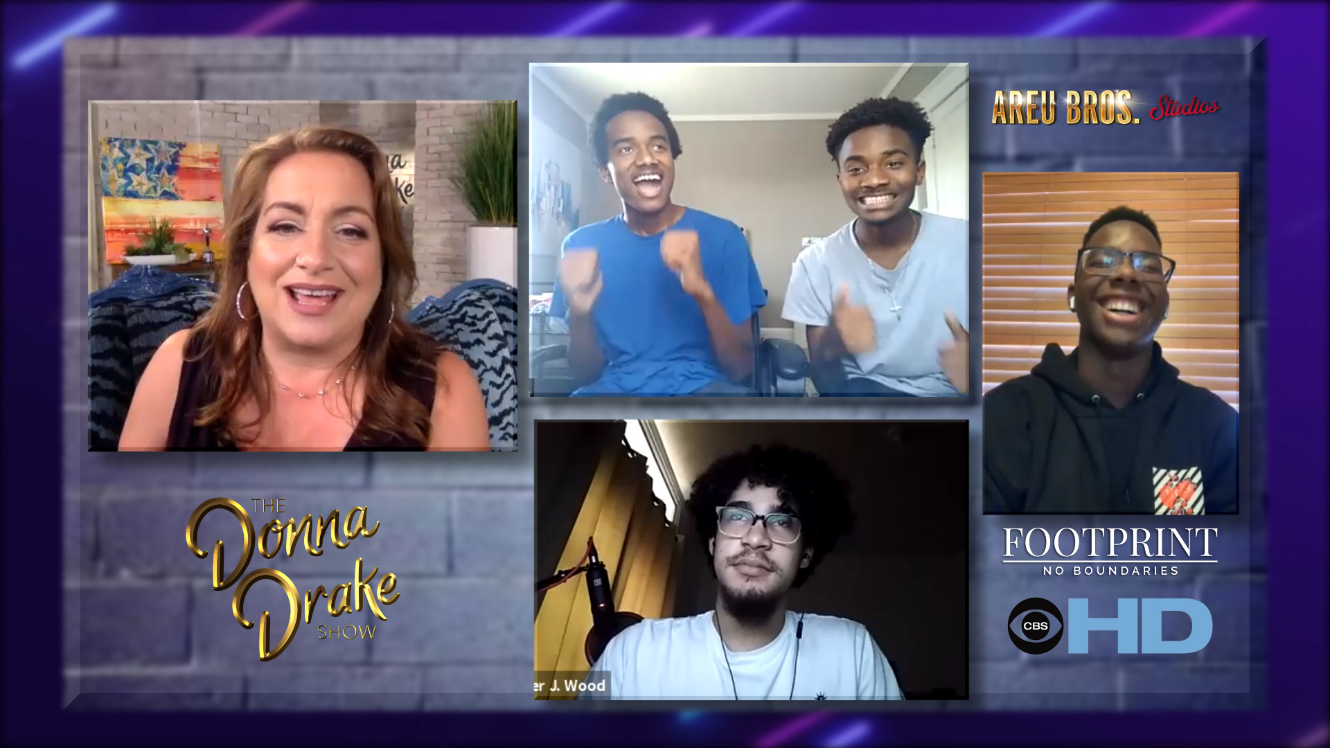 The Donna Drake Show: with nebulous {jac}