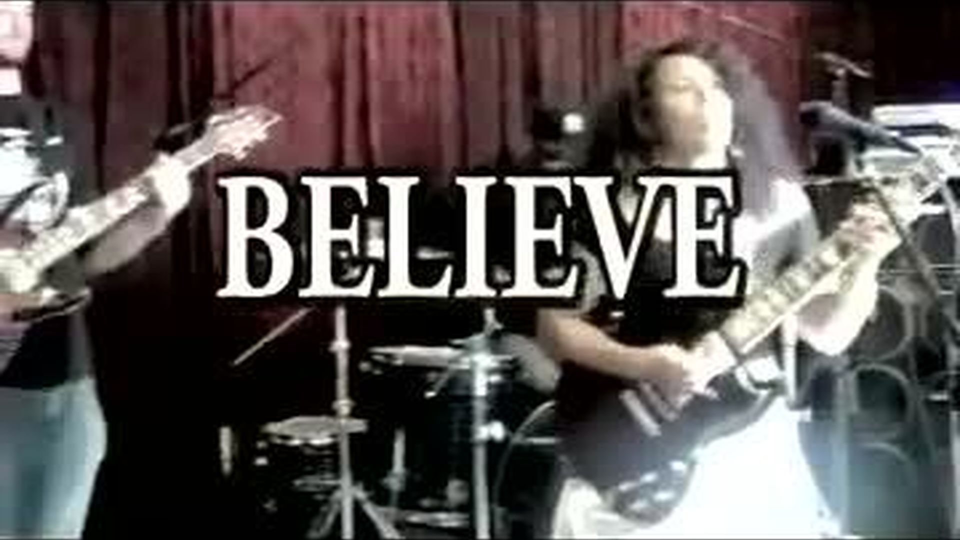 BELIEVE - Sandra Small & Smallworld Band