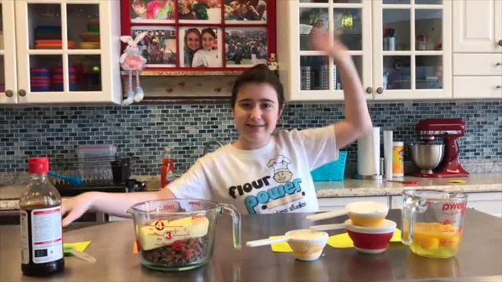 Lava Cakes with Chef Hannah