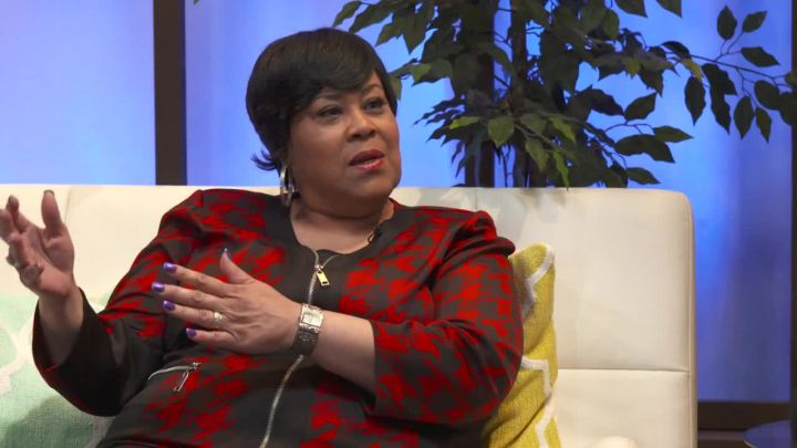 Martha Wash on Live It Up with Donna Drake talks about her journey and dedication.
