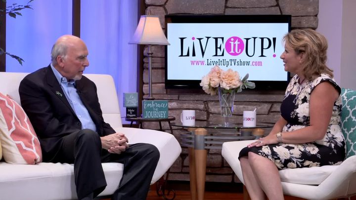 Rick Dobbis, Former Sony Music President, On Live It Up With Donna Drake