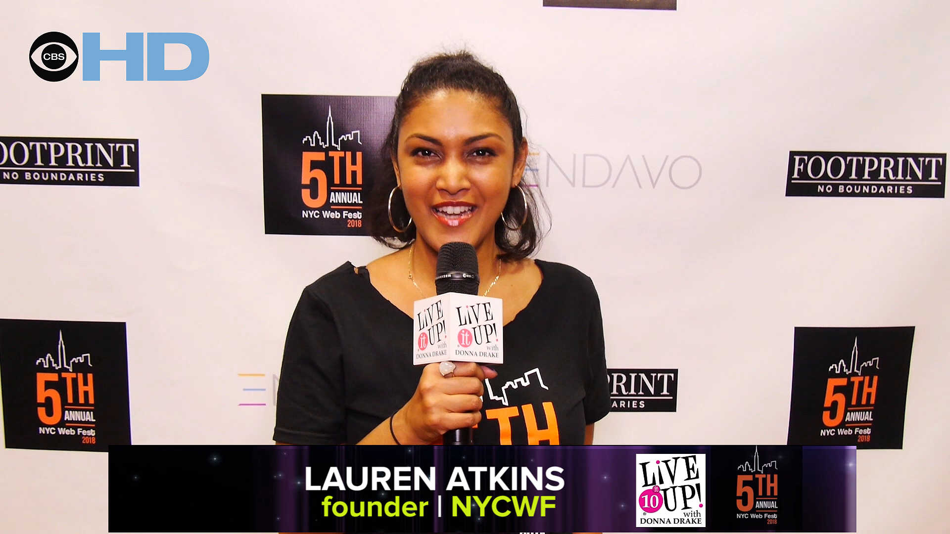 Live It Up! at the New York City Webfest (Ep1)