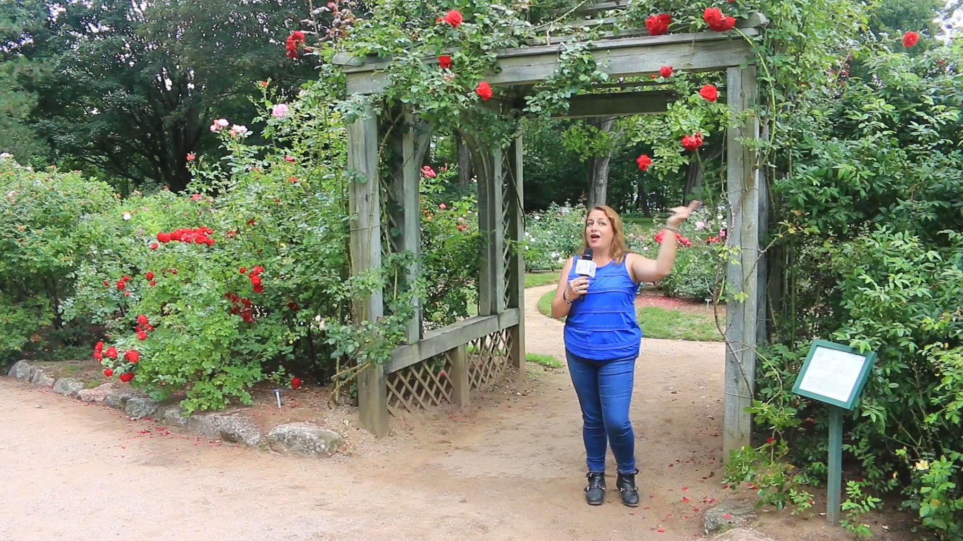 Nova Scotia Travel Special: Annapolis Royal Historic Gardens
