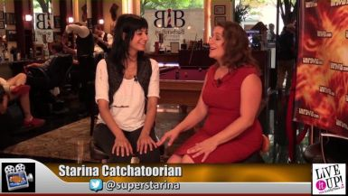 Starina Catchatoorian: Live at WILLiFEST 2014