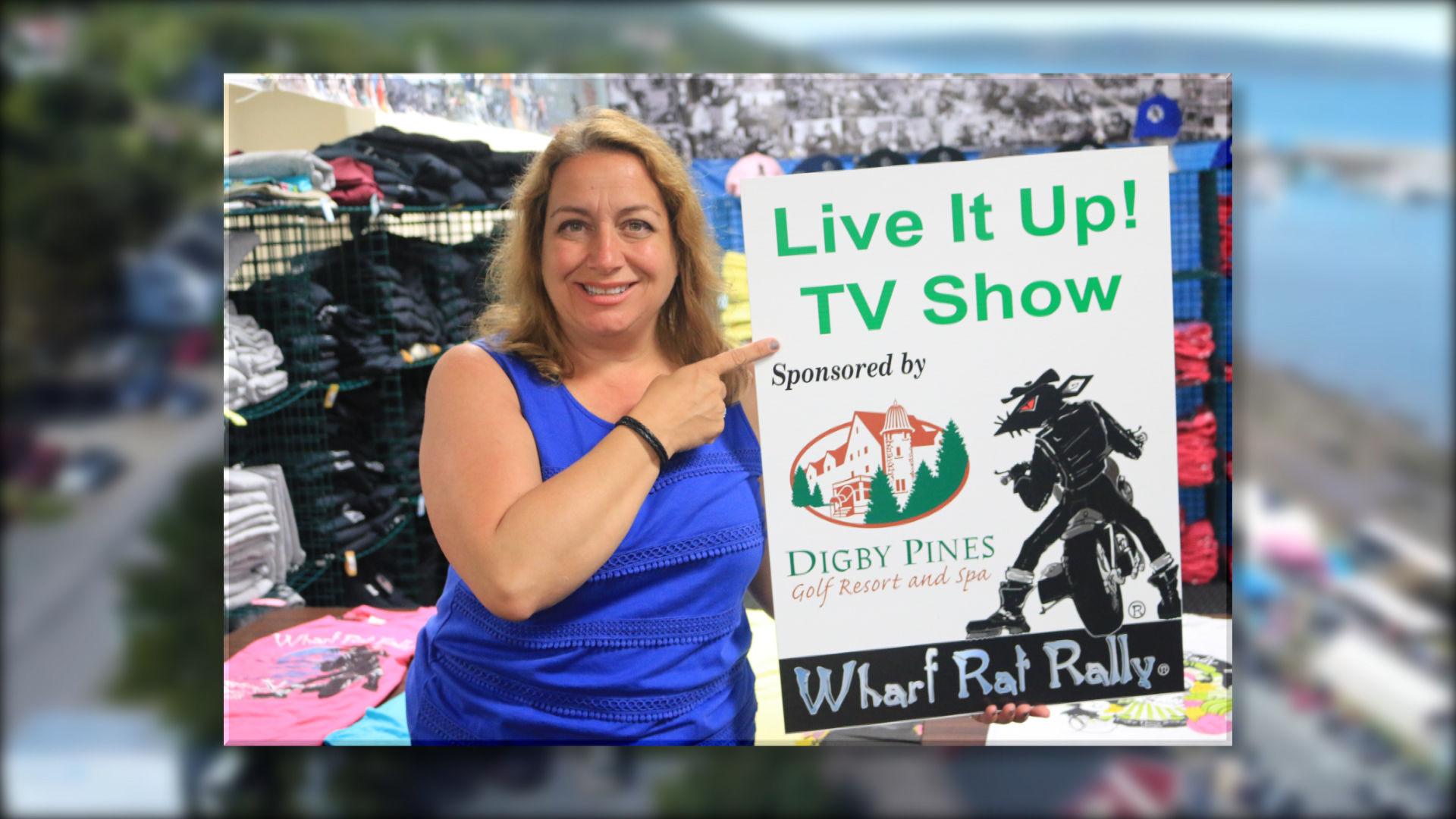 Nova Scotia Travel Special: The Wharf Rat Rally Music Video!
