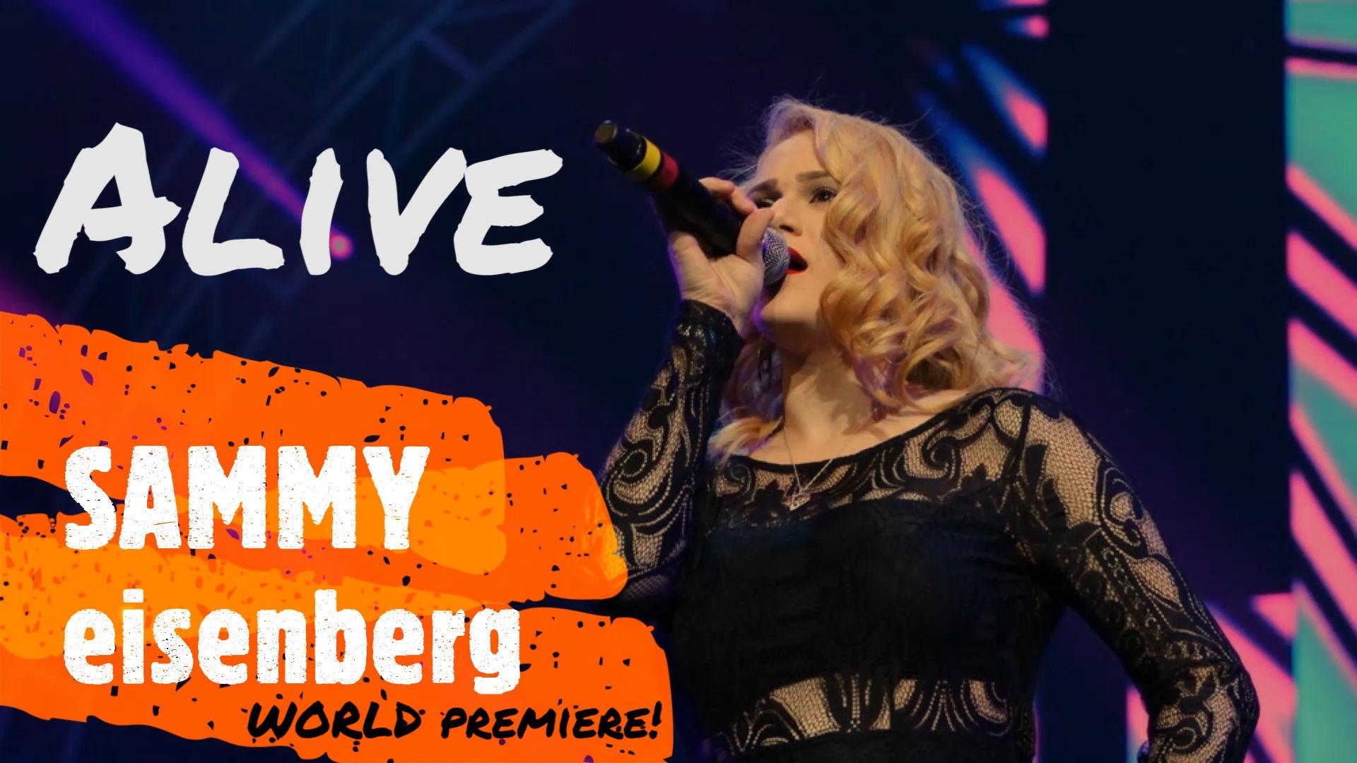 Sammy Eisenberg - ALIVE (Official Music Video)