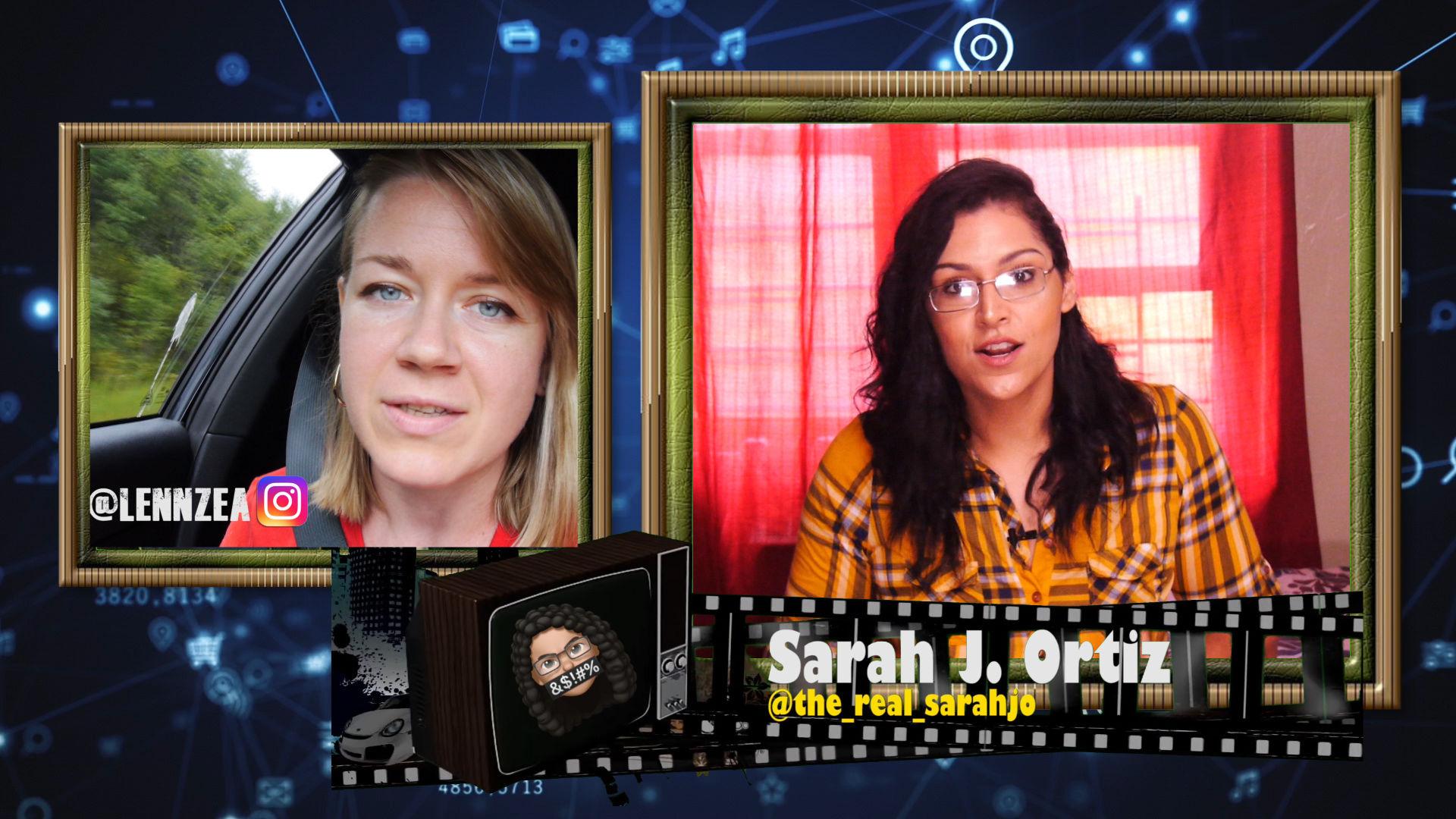 Sarah J Ortiz UNCUT - The CV19 Viral Edition: CORONA WHAT? (Promo)