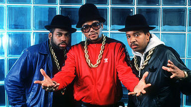 BLOCK PARTY featuring RUN DMC (1990)