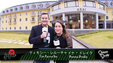 The Donna Drake Show in Japan: WELCOME TO JAPAN! Ep.101