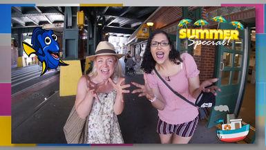 "SaraLena: ""LiVE!"" EP. 103 - Summer Special: Sheepshead Bay!"
