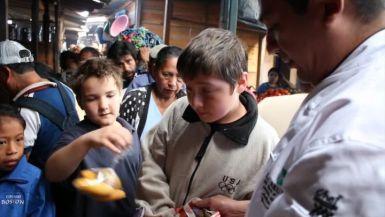 Breaking Bread - Guatemala