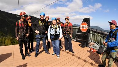 The Donna Drake Show in Japan: Ep.102 - From Zipline to Man School