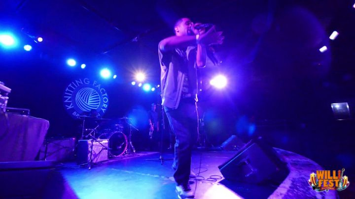 B-Wellz Live at The Knitting Factory Brooklyn